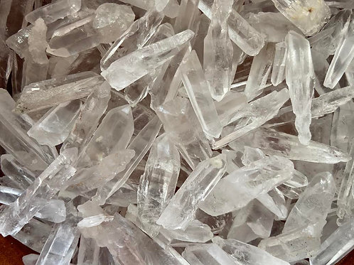 Natural Quartz Crystal x20