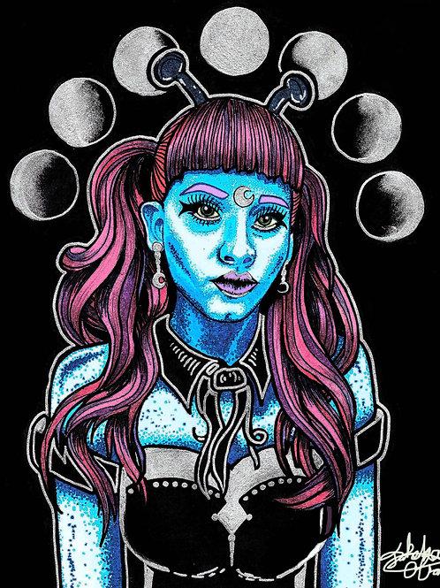 Goddess Of The Moons