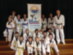 Warrimoo Junior Taekwondo Class