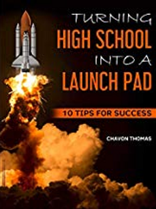 Book: Turning High School Into A Launch Pad