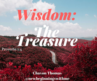 The Treasure called Wisdom
