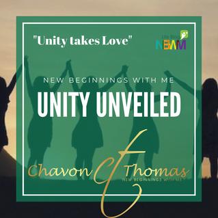 Unity Takes Love