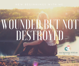 Wounded but Not Destroyed