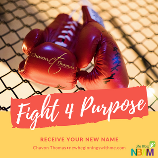 Receive Your New Name