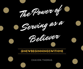 The Power of Serving