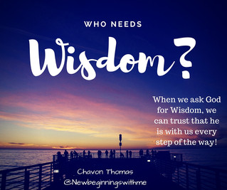 Wisdom Series: Proverbs 9