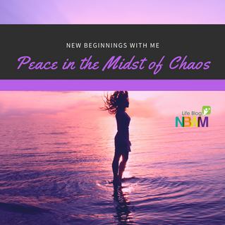 Peace in the Midst of Chaos