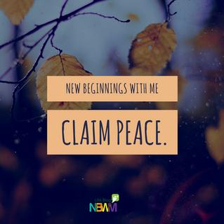 Claim Peace