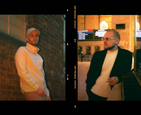 """Maths Time Joy taps Rich for a new introspective track, """"Childhood"""""""