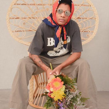 Banko gives a heavenly performance for Hermano Flower Shop and even premieres new music