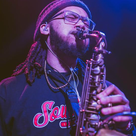 Sax B talks reinventing the saxophone and the message he wants his fans to take away from music