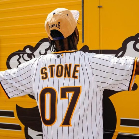 "Rob $tone shares ""All Nine Innings,"" inspired by his love for the Padres"