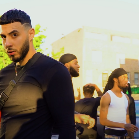 """Big Cruz """"Throws It Back"""" with his new single, out now"""