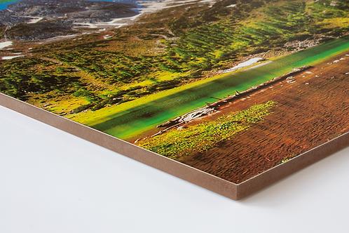 Holzplatten-Bilder 12 mm MDF