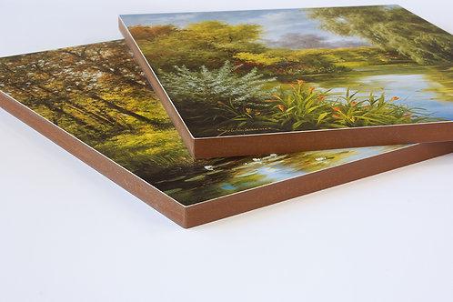Holzplattenbilder 12 mm