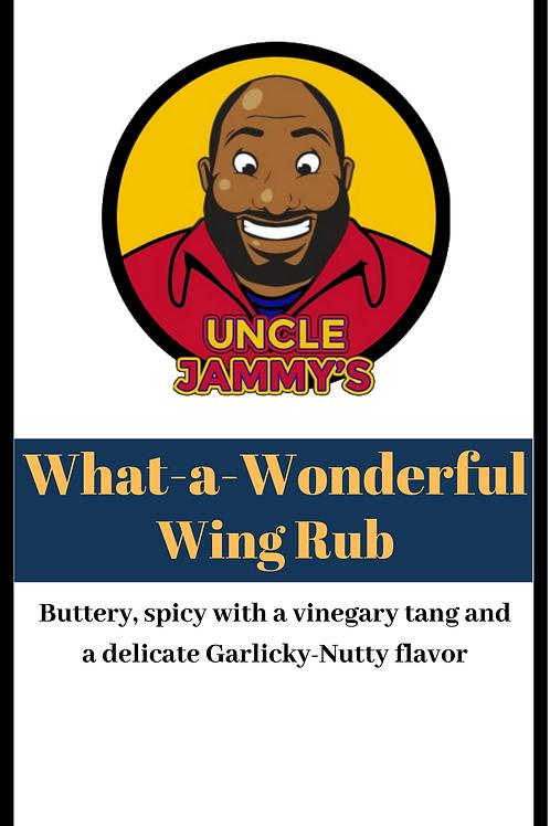 What-a-Wonderful Wing Rub