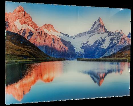 Fotos hinter Acrylglas 4mm