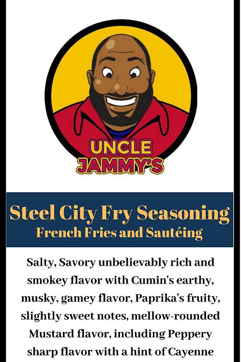 Steel City Seasoning