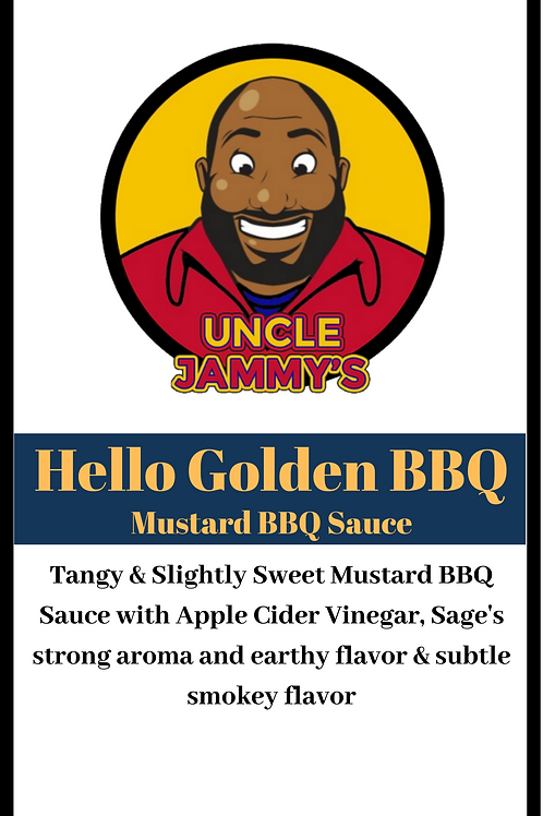 Golden Barbecue Sauce