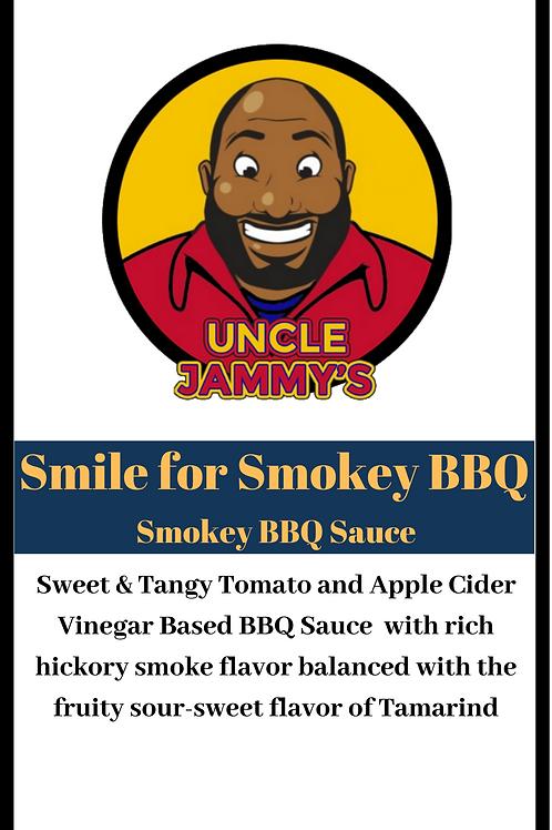 Smile for Smokey BBQ Sauce