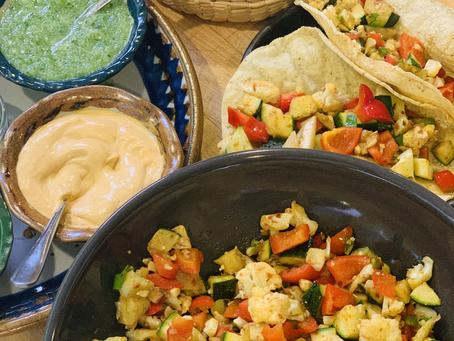 Taco Feast Time - Recipes!