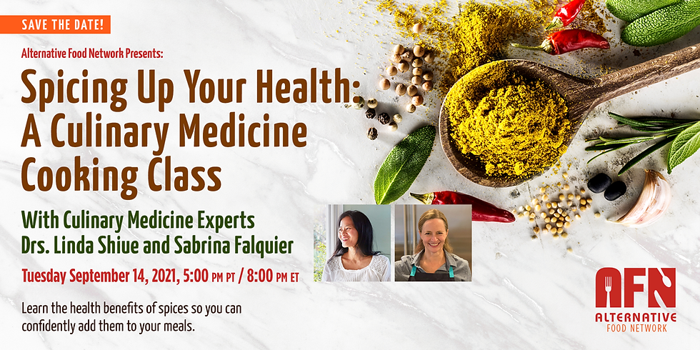 Spicing Up Your Health: A Culinary Medicine Cooking Class