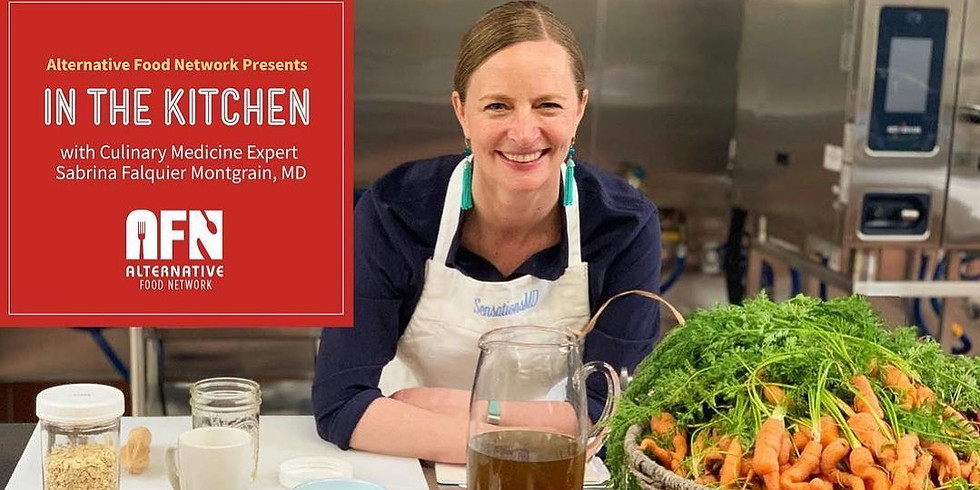 Snacking the right way - Live Cooking Demo and Q and A