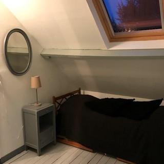 Deuxième lit de l'étage