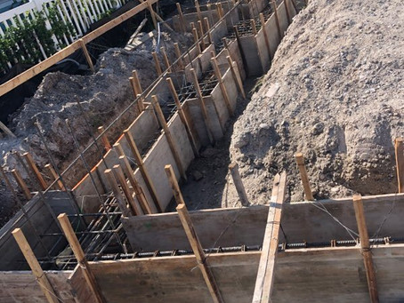 Steel and foundation framing passed inspections! Time to pour some concrete!!!!