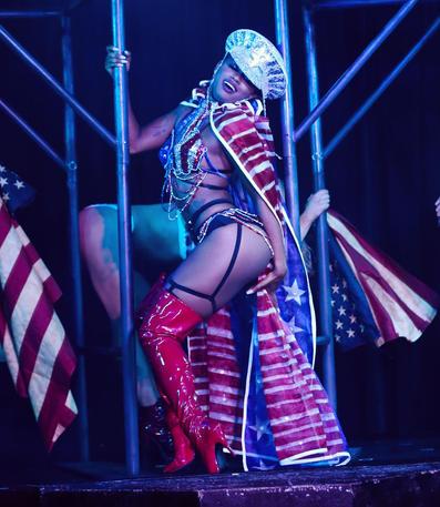 Cherry Boom Boom: American Woman- Nasty Gal