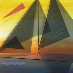 Ralph Lazar, Sailing