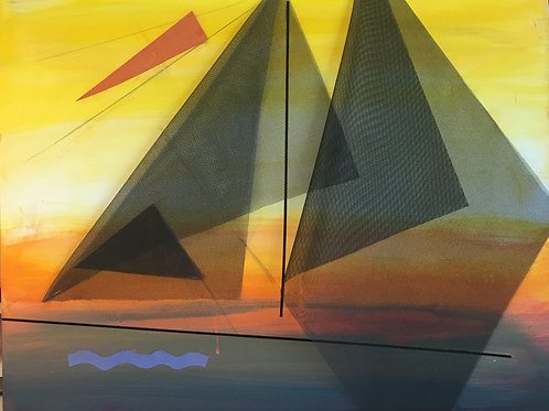 "Ralph Lazar  ""Sailing"""