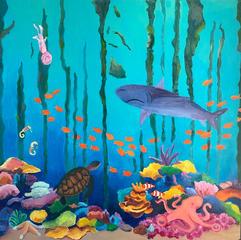 Caroline Morse, Underwater World