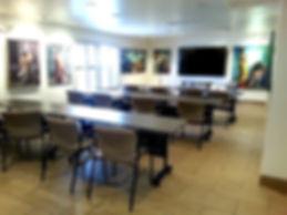 La Jolla Community Center meeting rooms