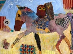 Margo Palmer, Hoot Riders