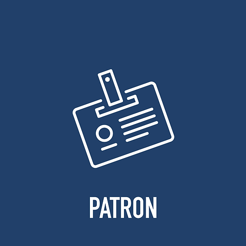 Patron Membership (2 Year)
