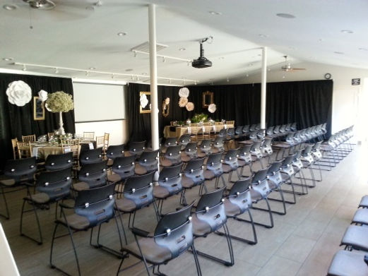La Jolla Community Center Kiwanis Great Room