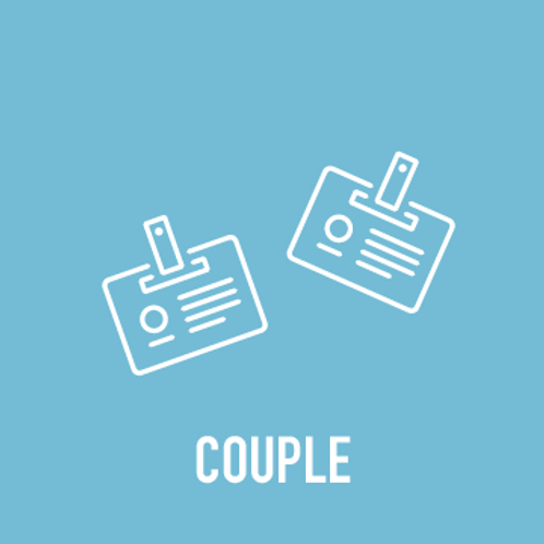 Couple Membership (2 Year)