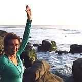 Carolyn Boline, silver age yoga instructor