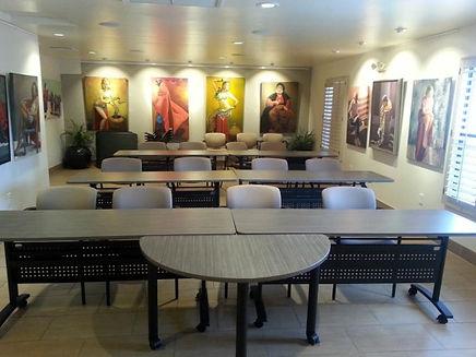 La Jolla Community Center meetig rooms