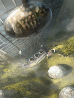 oh man productions-illustration-Amazement parken KRAFT