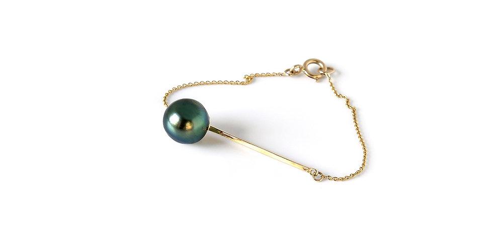 Edge Bracelet Green