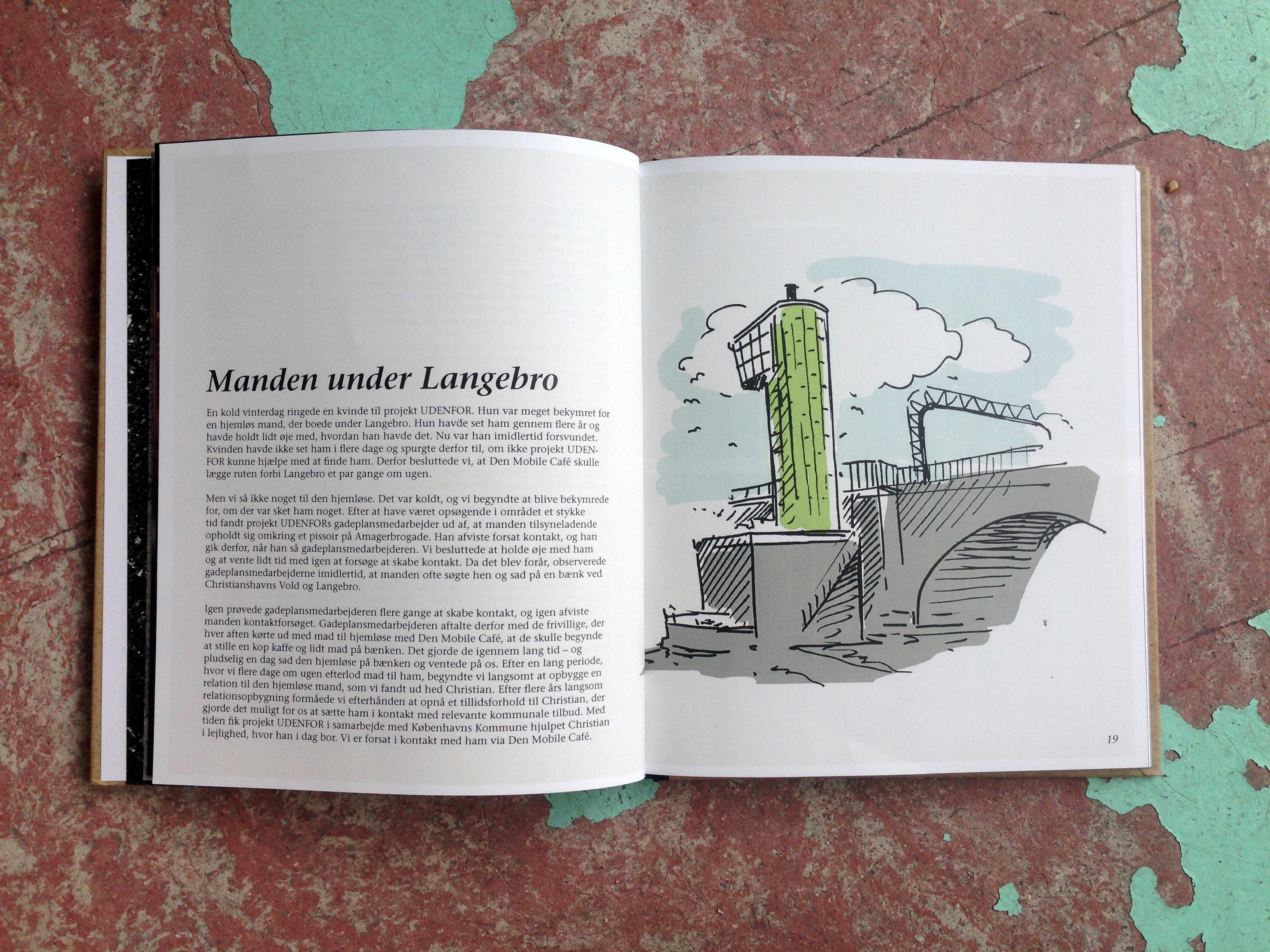 Illustration i kogebog