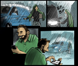 Oh man productions-Illustration-Mercedes