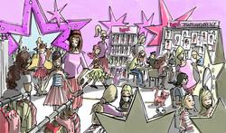 oh man productions-illustration-Bratz