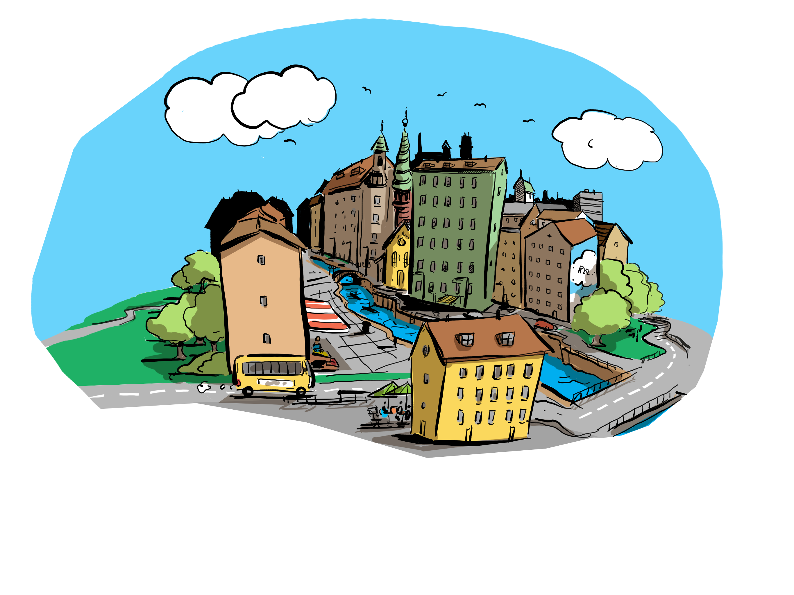 MULIGT.dk illustration
