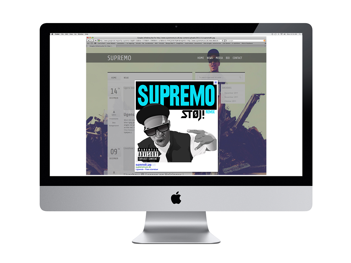 Cover SUPREMO
