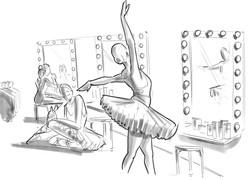 Oh man productions-Illustration-Pandora Storyboard
