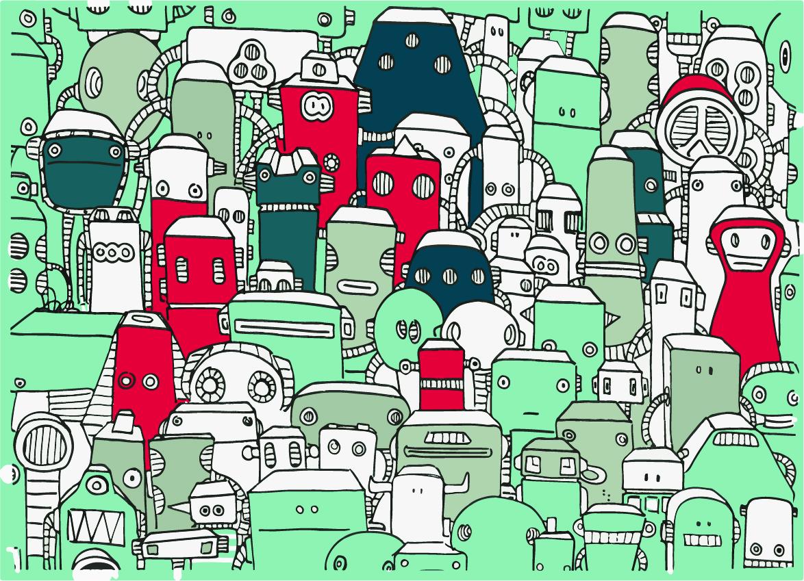 Robottæppe