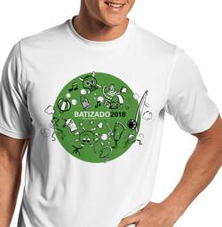 T-shirt til børneevent